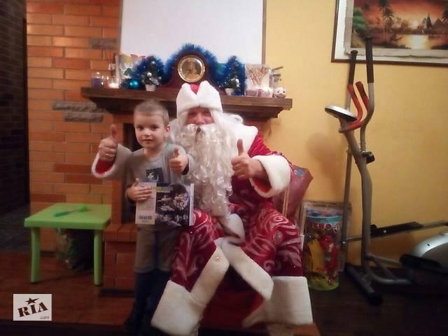 бу Дед Мороз и Снегурочка домой на детский праздник Винница в Виннице