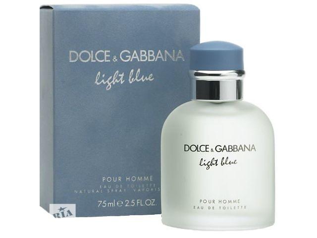 продам DOLCE&GABBANA Light Blue edt 125 мл бу в Киеве