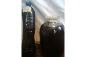 Домашний сок (бродивший) в уксус винный из винограда,шиповника,вишня,абрикос