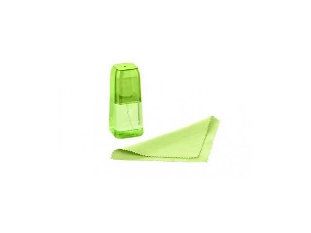 Спрей 2E 100ml Liquid для LED/LCD +Microfibre Green LUX CLEAN (2E-SKTR100LGR)- объявление о продаже  в Киеве