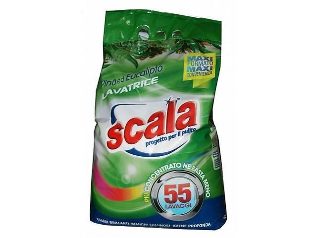 Стиральный порошок с ароматом эвкалипта Scala (3,96 кг.)- объявление о продаже  в Киеве