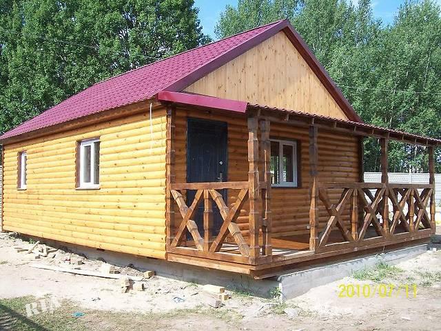 Домик дачный из дерева.Бытовка дачная,строительная.- объявление о продаже  в Киеве