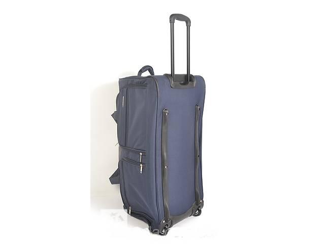 купить бу Дорожная сумка чемодан большая на 2-х колесах от 66 до 86 France в Запорожье