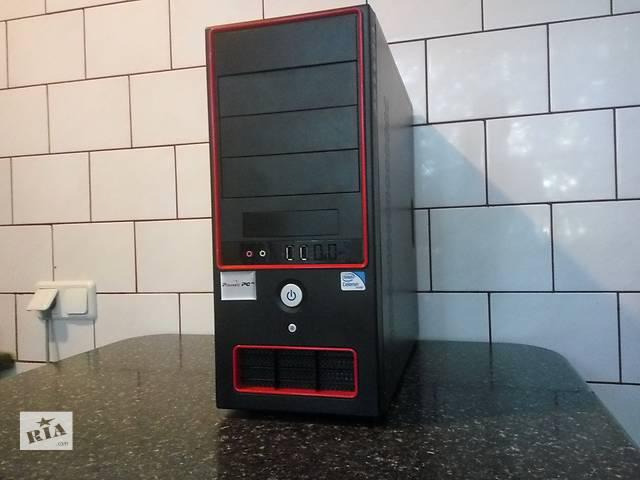 Два ядра Е5300, 3Гб оперативки, 1Гб видео vga/dvi, системный блок Dual Core- объявление о продаже  в Киеве