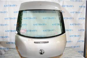 Дверь багажника голая VW Beetle 12- серебро LA7W 5C5827025M разборка Алето Авто запчасти Фольксваген Битл