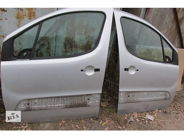 бу  Дверь передняя для легкового авто Citroen Berlingo  B 9  2008 - 2014 p в Ровно