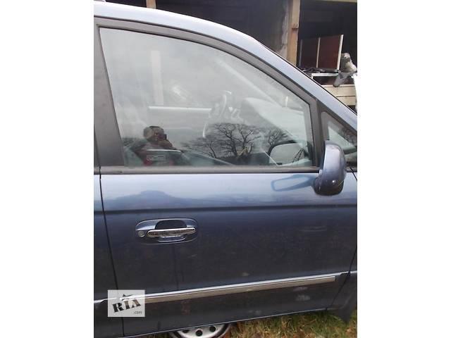 продам  Дверь передняя для легкового авто Hyundai Trajet бу в Львове