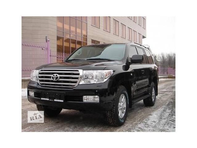 купить бу  Дверь передняя для легкового авто Toyota Land Cruiser 200 в Ровно