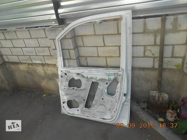 Дверь передняя правая на  Fiat Scudo- объявление о продаже  в Житомире