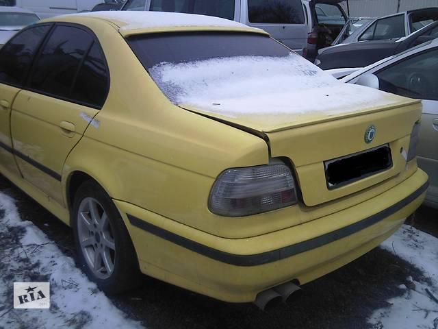 бу  Дверь задняя для легкового авто BMW 5 Series (все) в Ужгороде