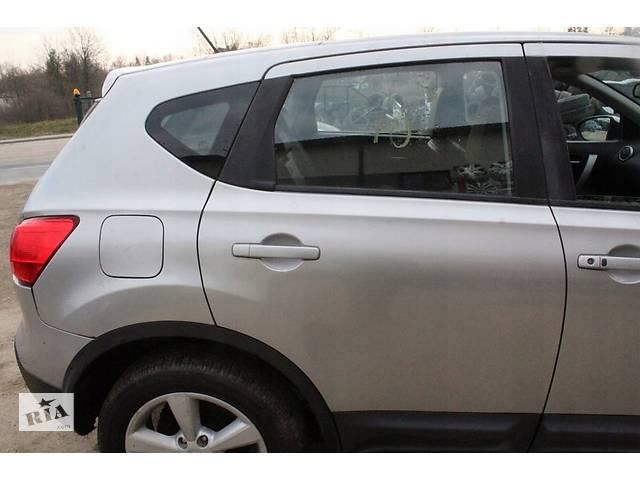 бу Двері задня для Nissan Qashqai J10 2006-2013 ПІД ЗАМОВЛЕННЯ в Києві