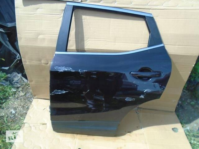 продам Двері задня для Nissan Qashqai J11 2013-2020 ПІД ЗАМОВЛЕННЯ бу в Києві