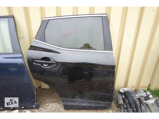 купить бу Двері задня для Nissan Qashqai ПІД ЗАМОВЛЕННЯ в Києві