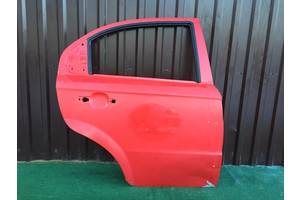 Двери задние Chevrolet Aveo