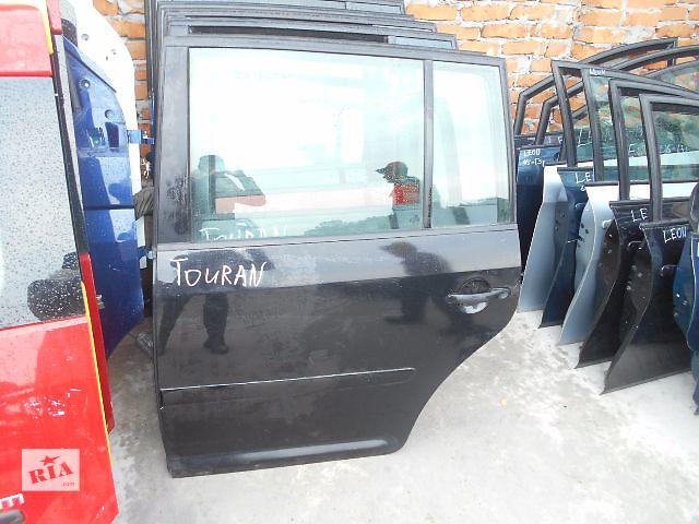 дверь задняя левая для Volkswagen Touran 2005- объявление о продаже  в Львове