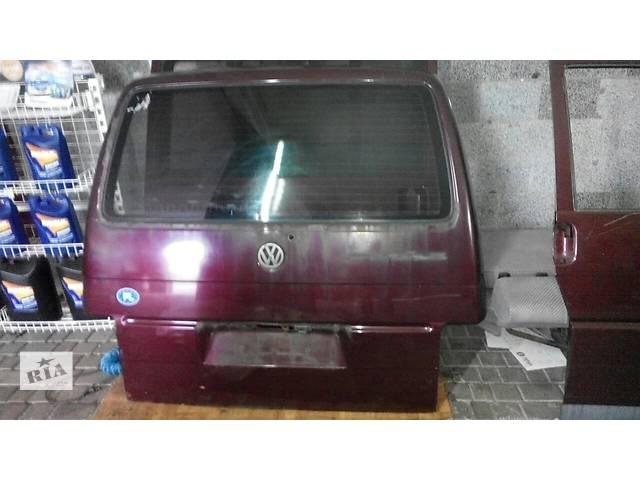 бу Дверь задняя (ляда) Volkswagen Caravella Фольсваген Т 4 (Транспортер, Каравелла) в Ровно