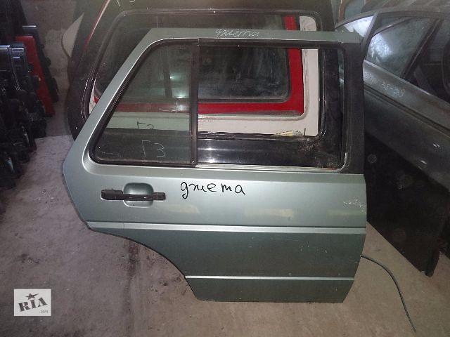 бу дверь задняя правая/левая для Volkswagen Jetta 1989 в Львове