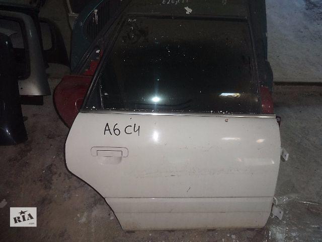 бу дверь задняя правая для Audi A6, 1996 в Львове