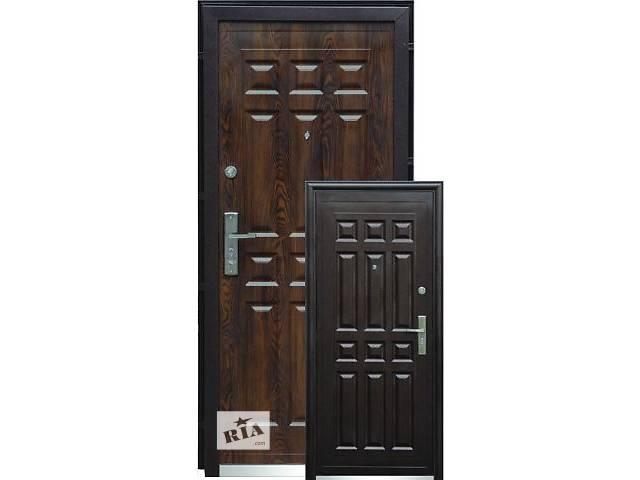 купить бу Двери металлические в Львове