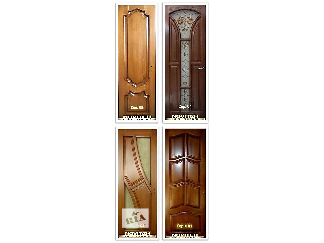 Двері міжкімнатні деревяні.- объявление о продаже  в Тернополе