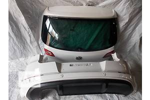 Бамперы задние Volkswagen Tiguan