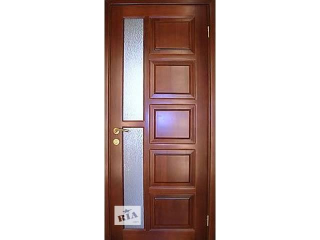 Двері дерев'яні міжкімнатні / Д-22- объявление о продаже   в Україні