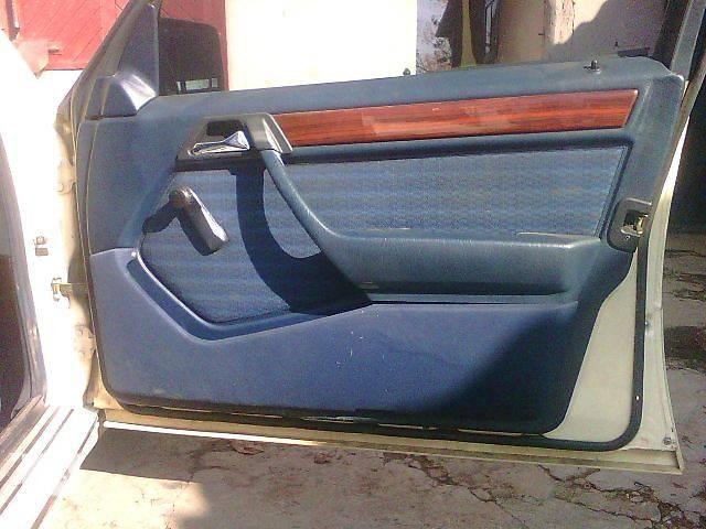 бу Двери/багажник и компоненты Карта двери Легковой Mercedes 124 в Жидачове