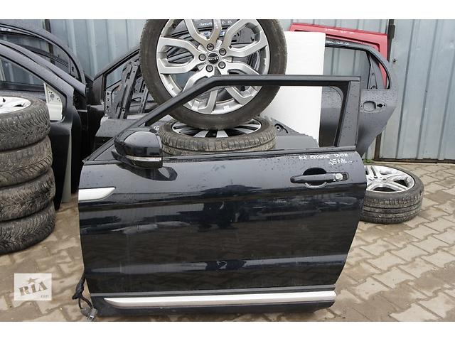 продам Двери передние б/у Land Rover Range Rover Evoque Ланд Ровер Рендж Ровер Эвог бу в Киеве