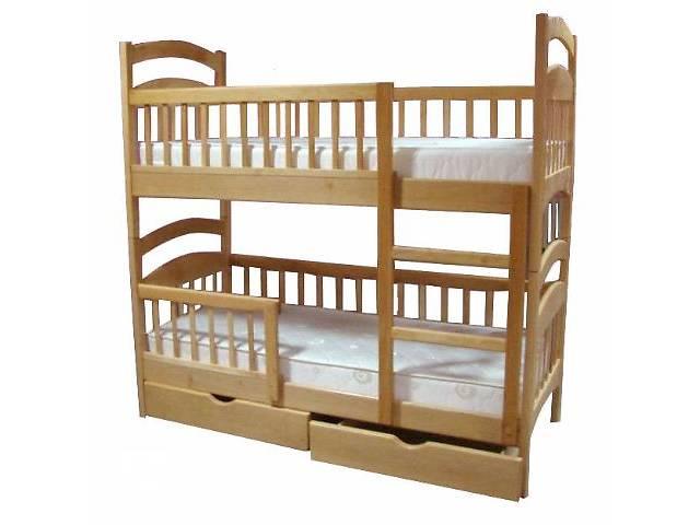 Двухъярусная кровать Карина-Люкс, в полной комплектации. Цена: 3770 грн.- объявление о продаже  в Киеве
