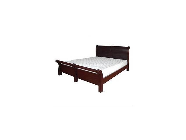 Двуспальная деревянная кровать Адель (Елисеевская мебель) 160х200- объявление о продаже  в Днепре (Днепропетровск)