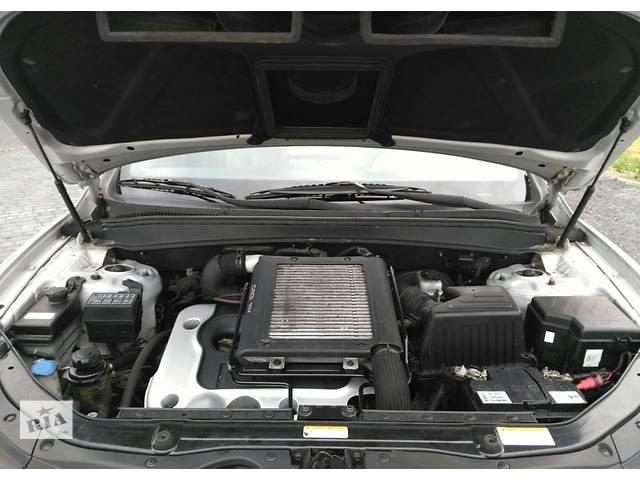 купить бу Двигатель для Hyundai Santa FE 2.2crdi 2009 в Львове