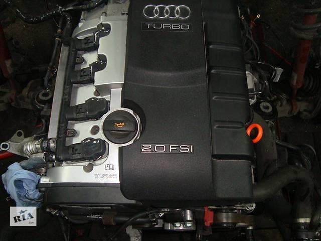 купить бу  Двигатель для легкового авто Audi A6 2.0 TFSI BPJ в Львове