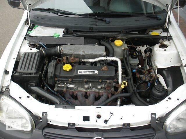бу  Двигатель для пикапа Opel Combo в Корсуне-Шевченковском
