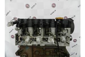 Двигатель двигун мотор 1.9 JTD Multijet 223B1000 186A9000 Fiat Doblo Фиат Добло PuntoAlfa Lancia 2000-2009 223 кузов