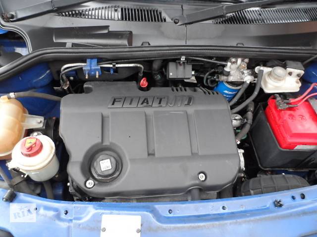 продам Двигатель Мотор Двигун Фиат Добло Fiat Doblо 1.9 JTD ЖТД 2000-2005 бу в Ровно