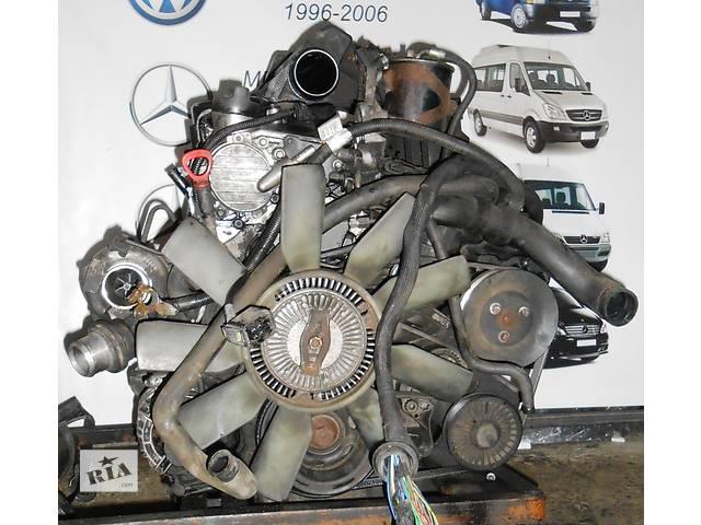 купить бу Двигатель, Мотор, Двигун Мерседес Спринтер 903 Спрінтер Mercedes Sprinter 2.2; 2.7 CDI в Ровно