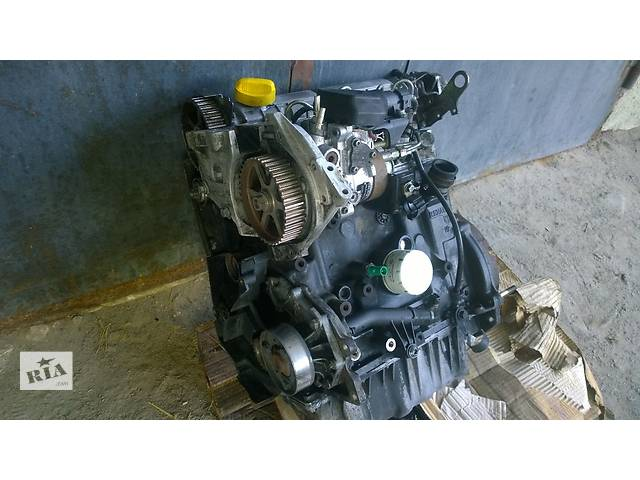 Двигатель Renault Cangoo Рено Кенго- объявление о продаже  в Киеве