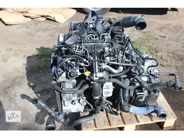 купить бу Двигатель  Volkswagen CFF в Киеве