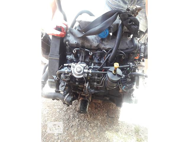 бу двигун 1.9ТД в Ужгороде