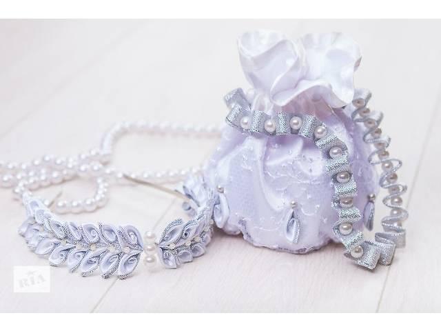 Диадемы,веночки,свадебные букеты,гребни,бутоньерки- объявление о продаже  в Киеве