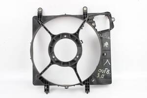 Диффузор кондиционера голый 3.0 Subaru Outback (BP) 2003-2009 73313AG010 (5558)