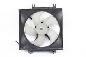 Диффузор с вентилятором кондиционера правый 06- Subaru Legacy (BL) 2003-2009  (2696)