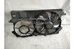 Диффузор вентилятора ford connect 2002-2013 (ac+)