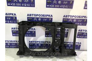 Диффузор вентилятора радиатора Citroen Berlingo 2008-2015 Ситроен Берлинго Сітроен Берлінго