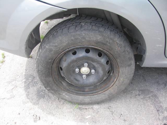 бу  Диск для легкового авто Renault Logan в Днепре (Днепропетровск)