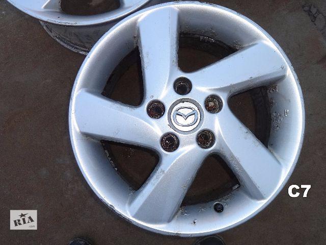 диск литой для Mazda 6 2004 R16- объявление о продаже  в Львове