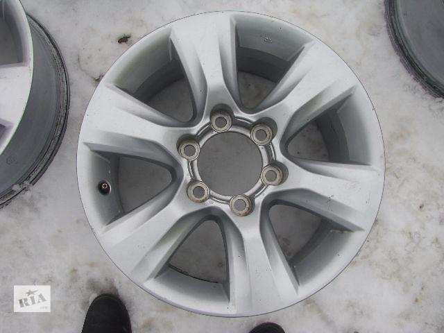 бу диск литий для Toyota Land Cruiser Prado 150 2013 R17 в Львове
