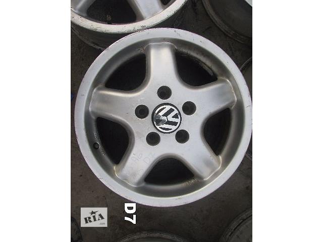 купить бу диск литой для Volkswagen Passat B5 1998 R15 в Львове