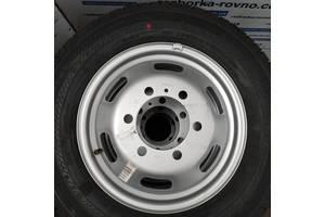 Диск колісний титановий Iveco спарка R16 6x170