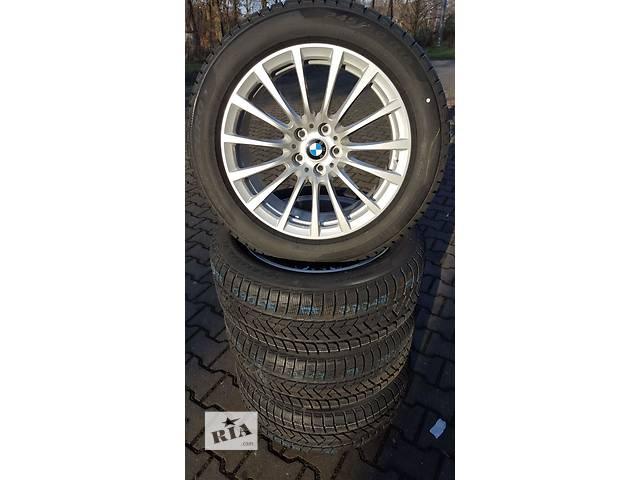 бу  диск с шиной для легкового авто BMW 7 Series G11 G12 R18 в Ужгороде
